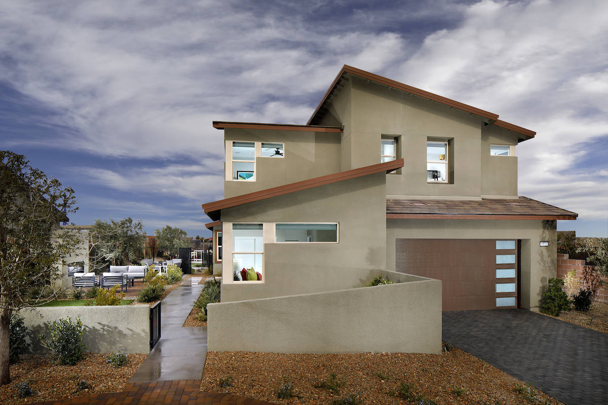 New floor plans measuring 2,064 square feet to 3,013 square feet, priced from the mid-$500,000s ...