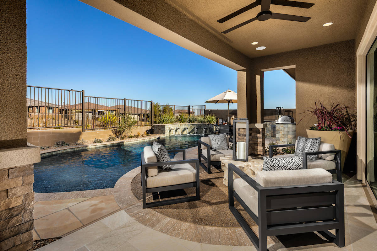 Shadow Point by Toll Brothers is one of eight actively selling neighborhoods in the village of ...