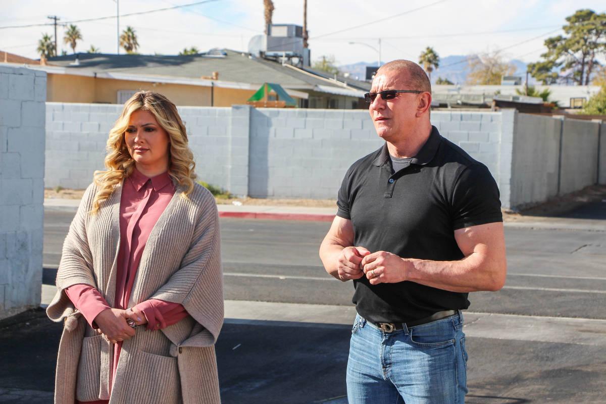 Chef Robert Irvine is joined by Alexandra Emtsova, owner of Burnt Offerings, as he talks to the ...