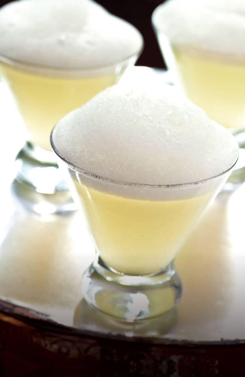 Salt Air Margarita at China Poblano. (Cosmopolitan)