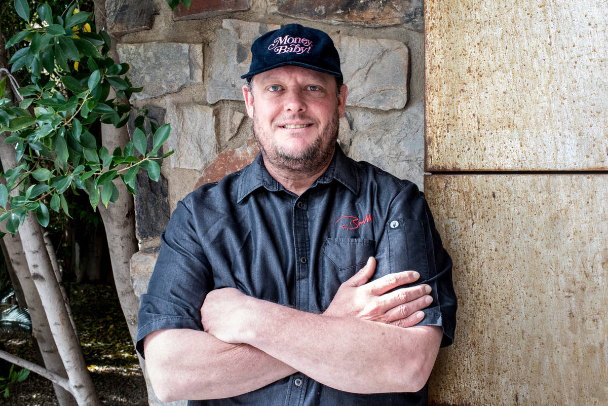 Chef Beau MacMillan (Virgin Hotels Las Vegas)