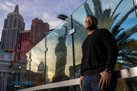 Sirquon Hardy, a former project manager for gaming company Scientific Games, lost his job when ...