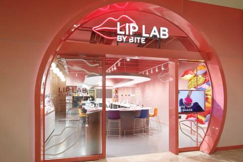 Lip Lab is a new store at Fashion Show mall. (Lip Lab)