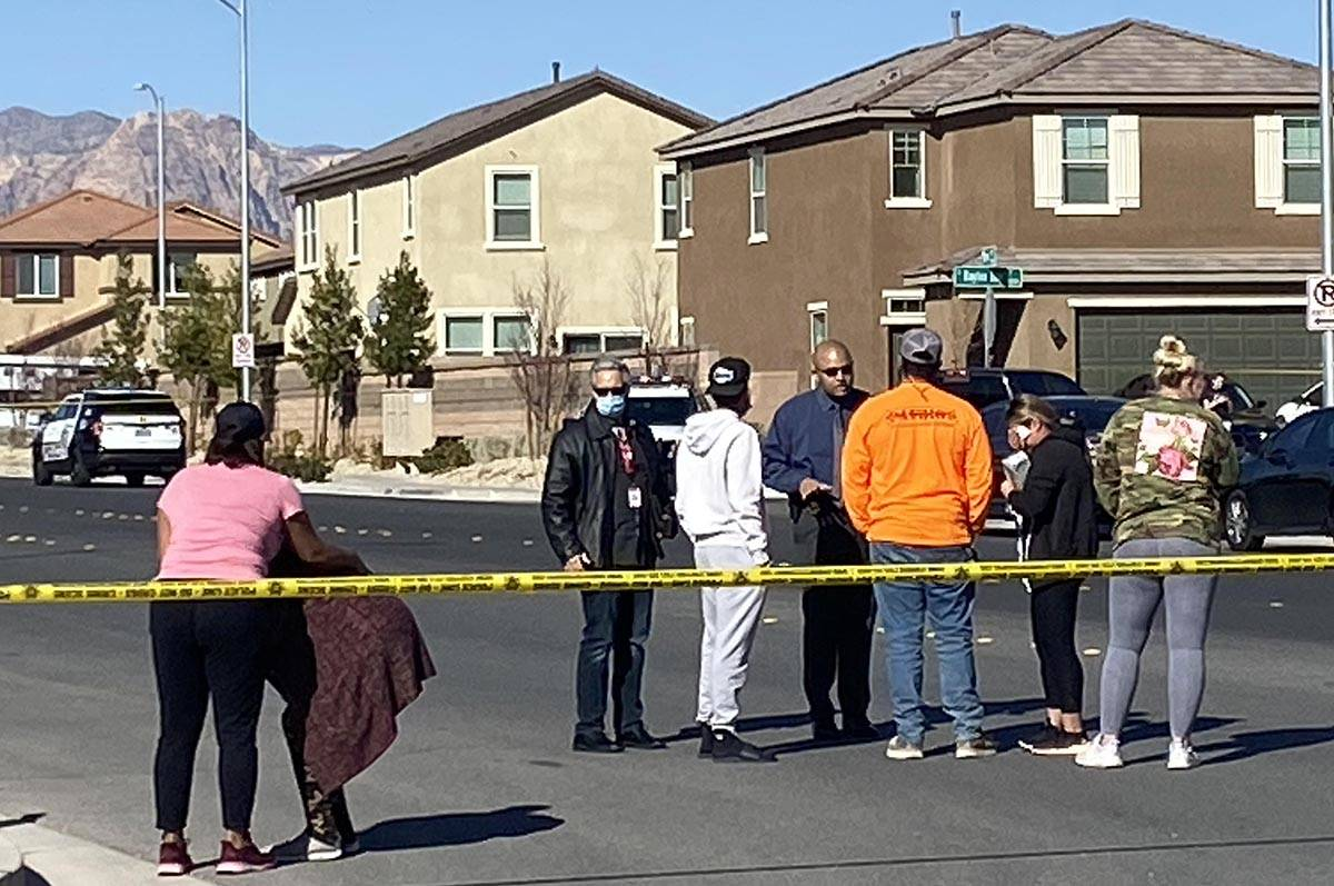 A husband and wife who died in an apparent murder-suicide Wednesday in southwest Las Vegas have ...