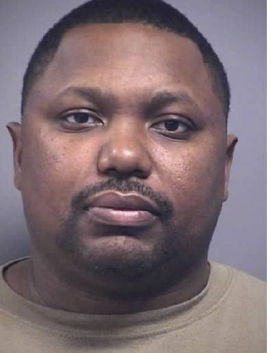 Deonta Griffin, 36 (LVMPD)
