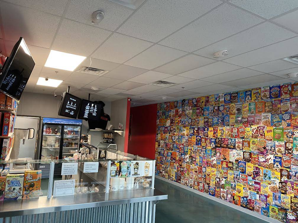 The Cereal Killerz shop at 7540 Oso Blanca Road. (Cereal Killerz)