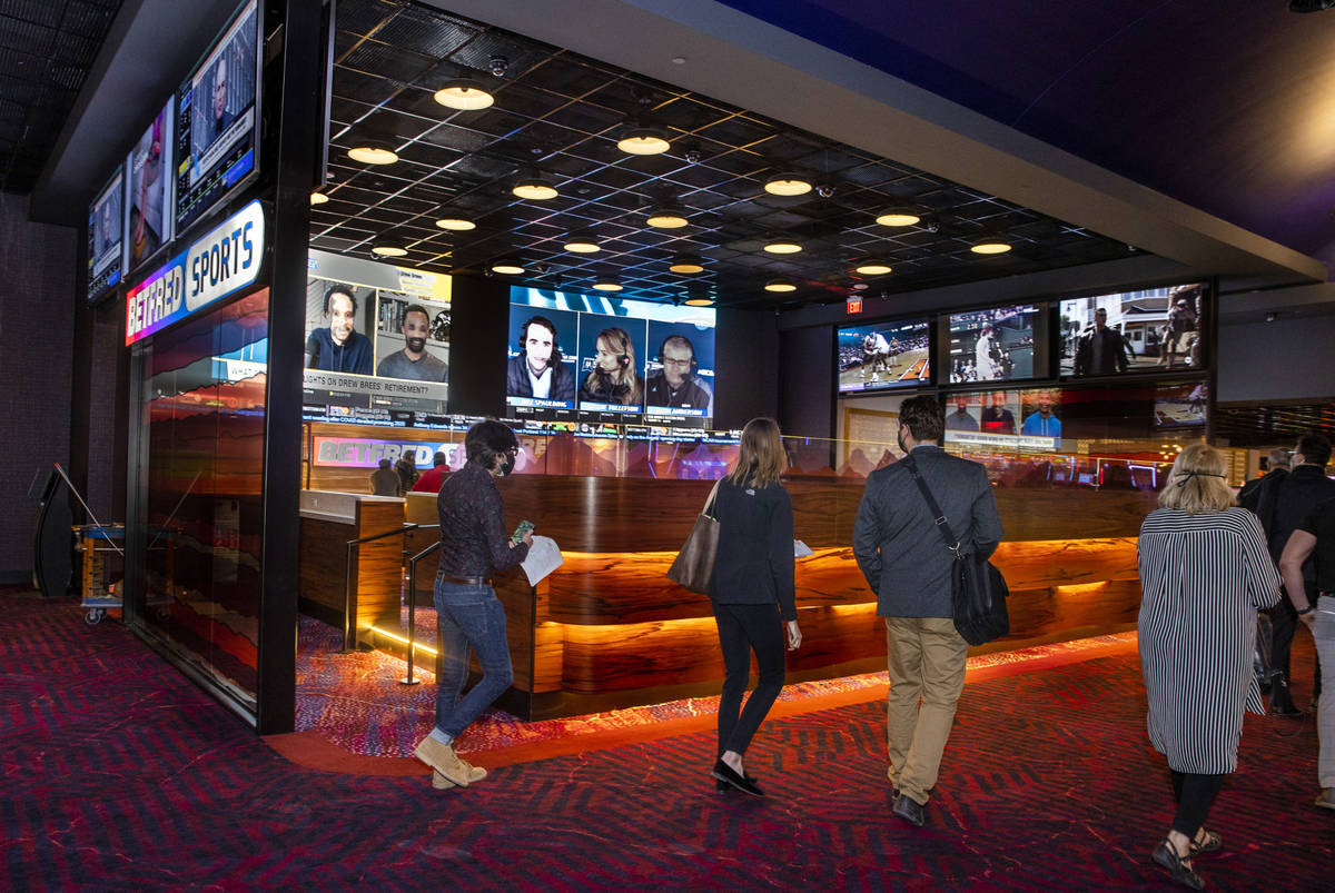 The Betfred Sports section is nearly complete within the reimagined and re-conceptualized casin ...