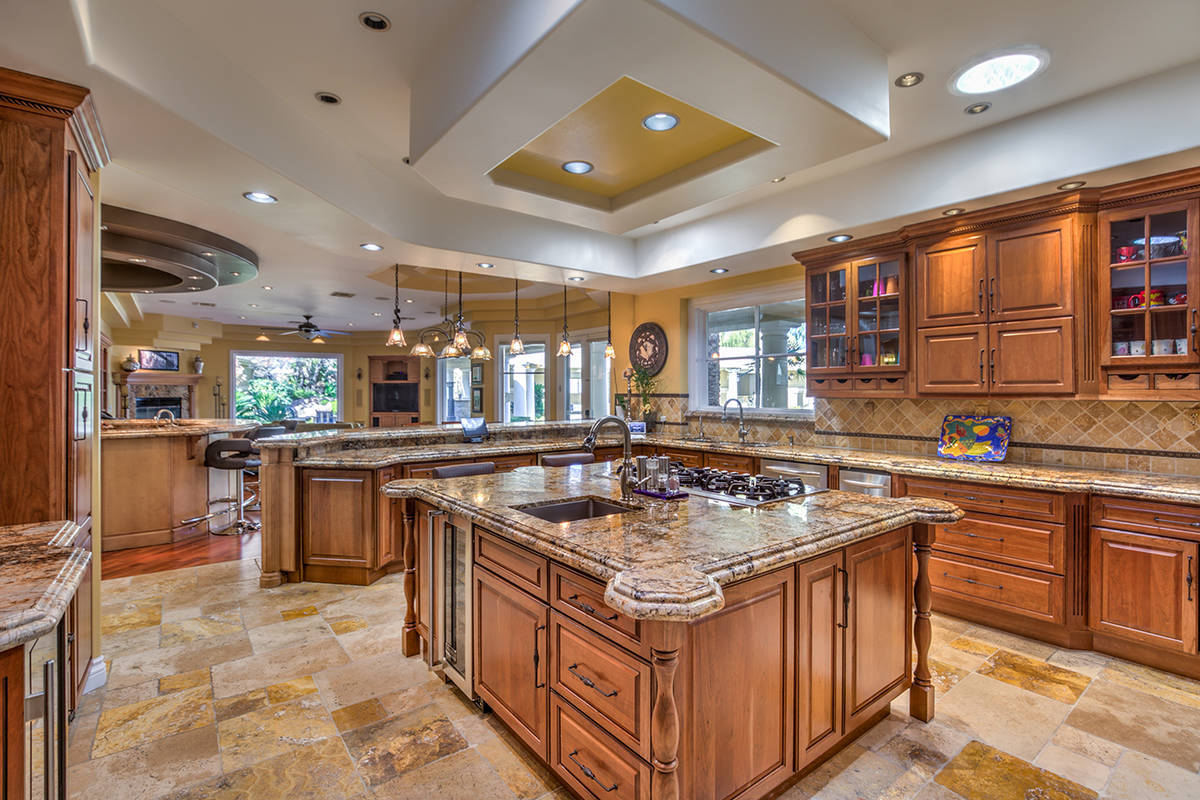 The main kitchen. (Mark Wiley Group)