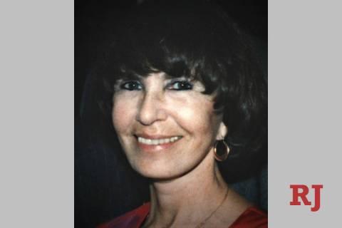 Rita Deanin Abbey shown in 1986. (Abbey family)