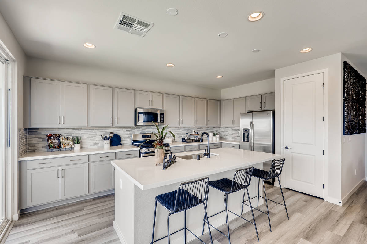 Taylor Morrison offers new communities that span from Lake Las Vegas, to Summerlin, to North La ...