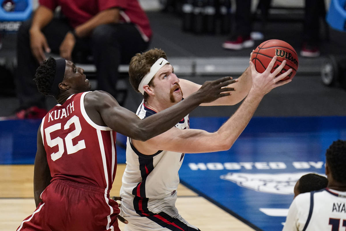 $100K bet on Gonzaga to win NCAA title makes them a liability for BetMGM |  Las Vegas Review-Journal
