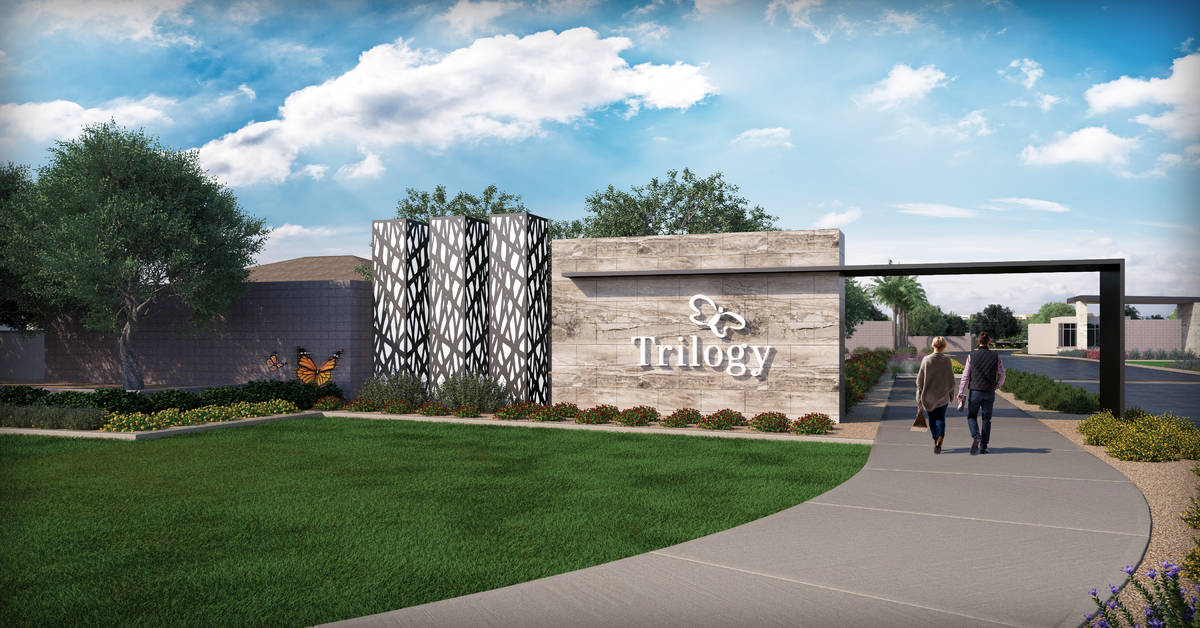 Trilogy Sunstone plans to hold a grand opening event this summer. (Shea Homes)