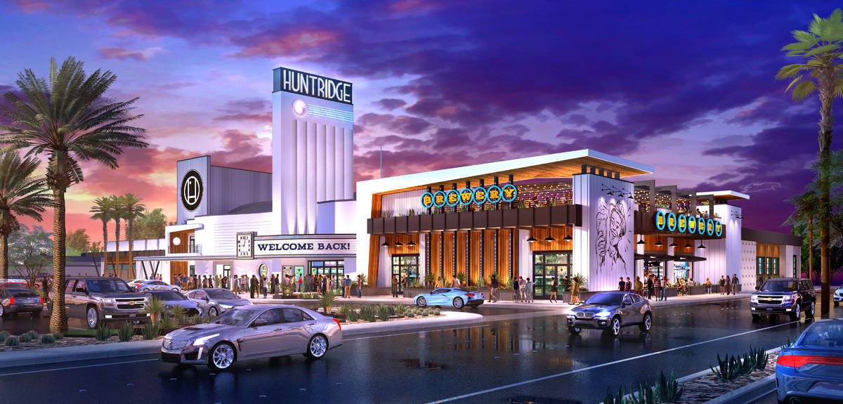 Las Vegas developer J Dapper has closed his purchase of the Huntridge Theater and intends to re ...