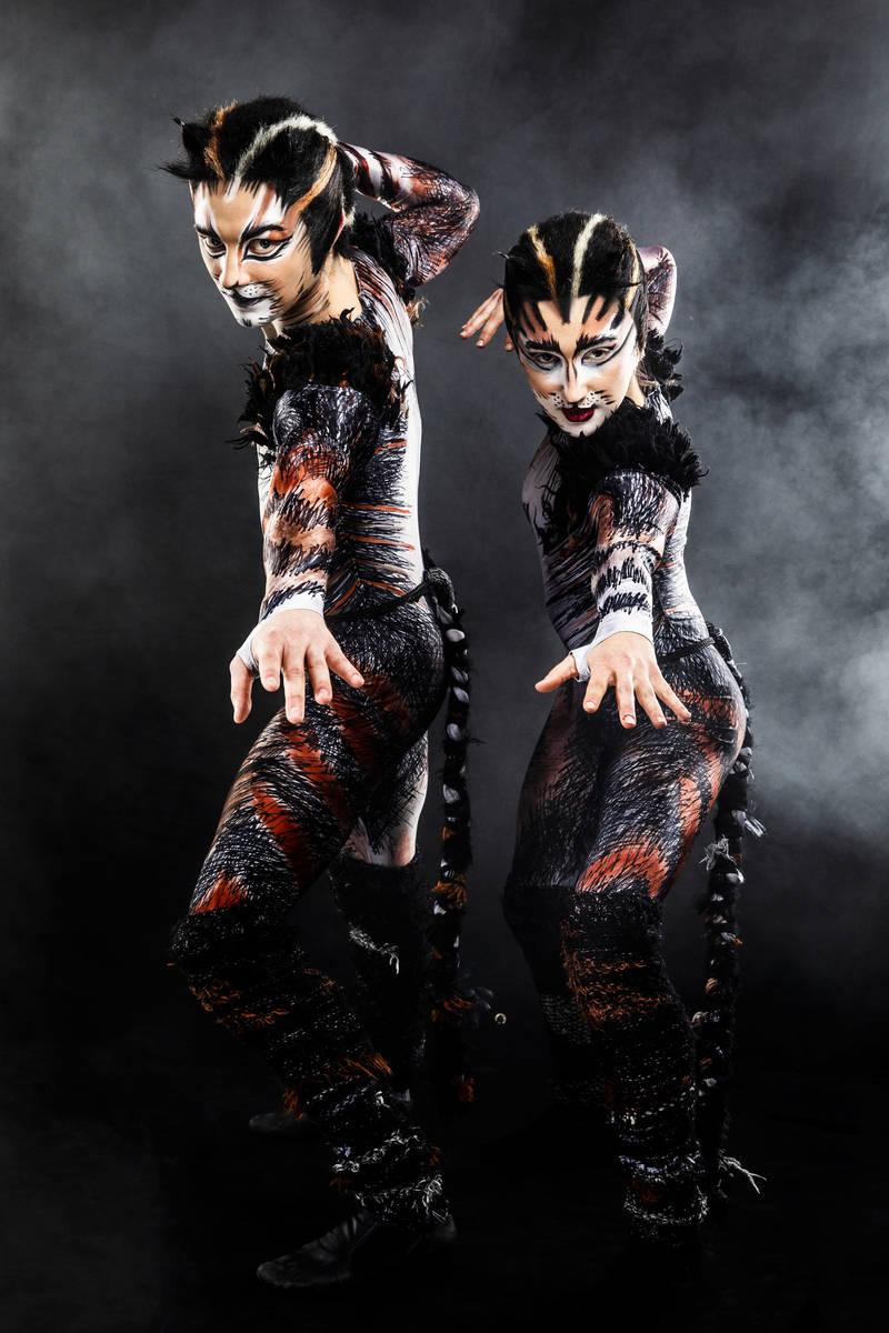 """Cats"" will open The Smith Center's Broadway Las Vegas series Oct. 12-17. (Matthew Murphy)"
