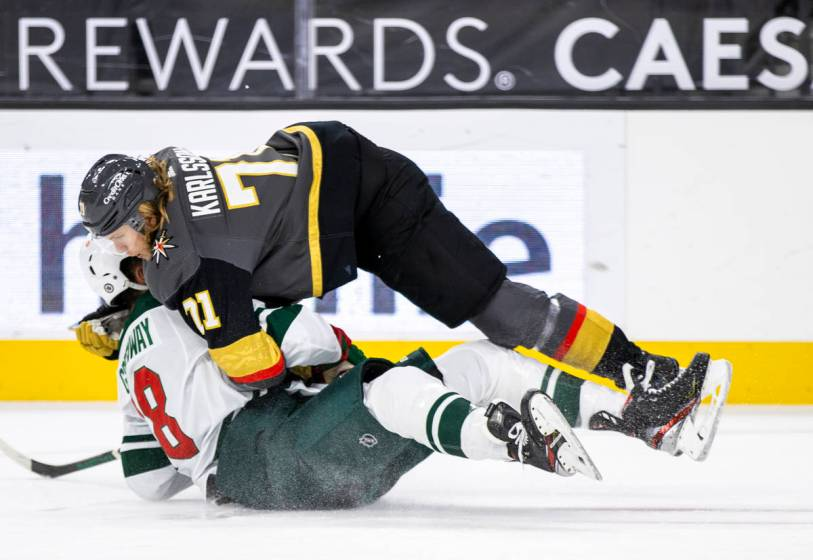 Golden Knights' power play woes concern Mark Stone | Las ...