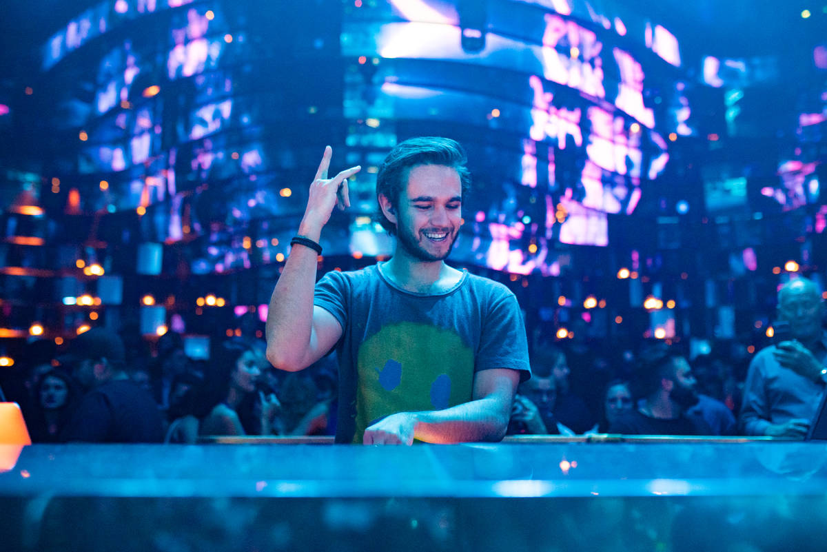Zedd is scheduled to headline Zouk Nightclub and Ayu Dayclub at Resorts World Las Vegas when th ...