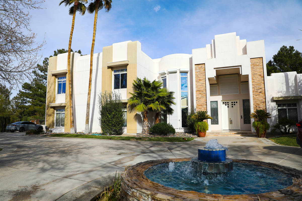 Society Las Vegas, a content house owned by Clubhouse Media where influencers live and collabor ...