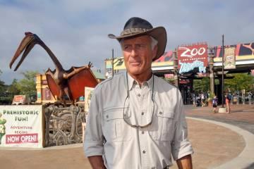 Jack Hanna diagnosed with dementia | Las Vegas Review-Journal