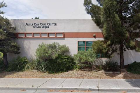 Adult Day Care Center at 901 N. Jones Blvd. in Las Vegas. (Google Street View)