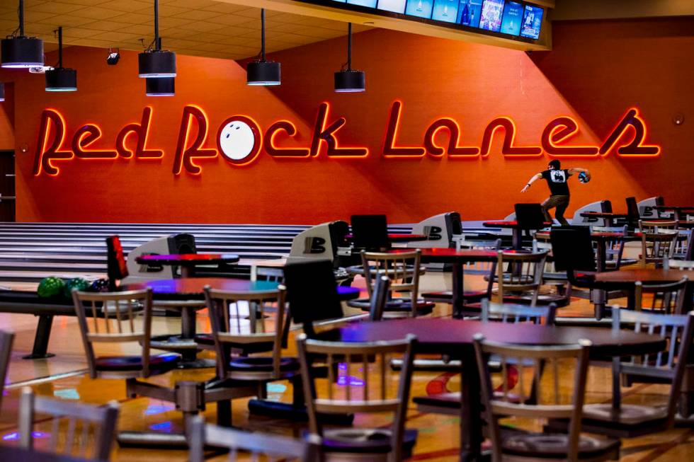 Red Rock Lanes offers 72 lanes of bowling from 9 a.m. to midnight on weekdays and until 2 a.m. ...