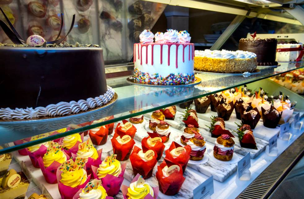 The Bakery offers a variety of options for anyone with a sweet tooth. (L.E. Baskow/Las Vegas Re ...
