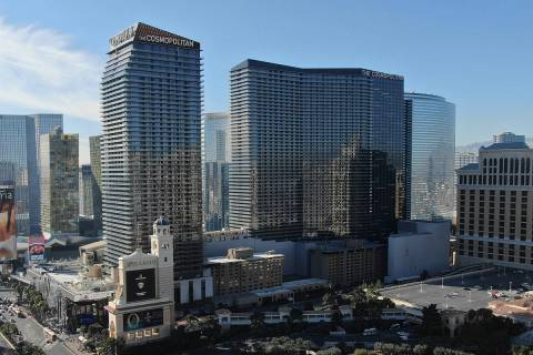 The Cosmopolitan of Las Vegas is committing to paying upward of $1 million in cash bonuses if 8 ...
