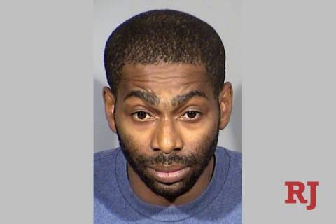 Chris Okoronkwo (Las Vegas Metropolitan Police Department)