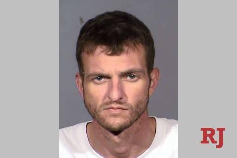 Donald Mangimelli (Las Vegas Metropolitan Police Department)