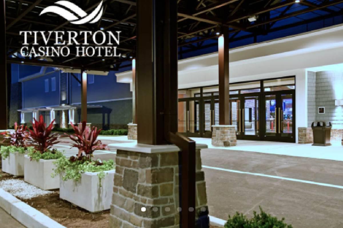 Tiverton Casino Hotel in Rhode Island. (Courtesy, Bally's Corp.)