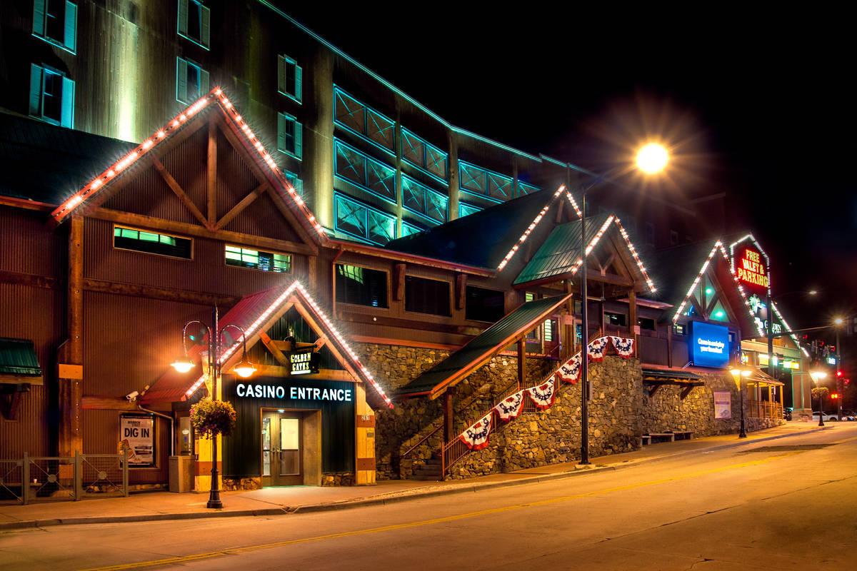The Golden Gates casino in Black Hawk, Colorado. (Courtesy, Bally's Corp.)