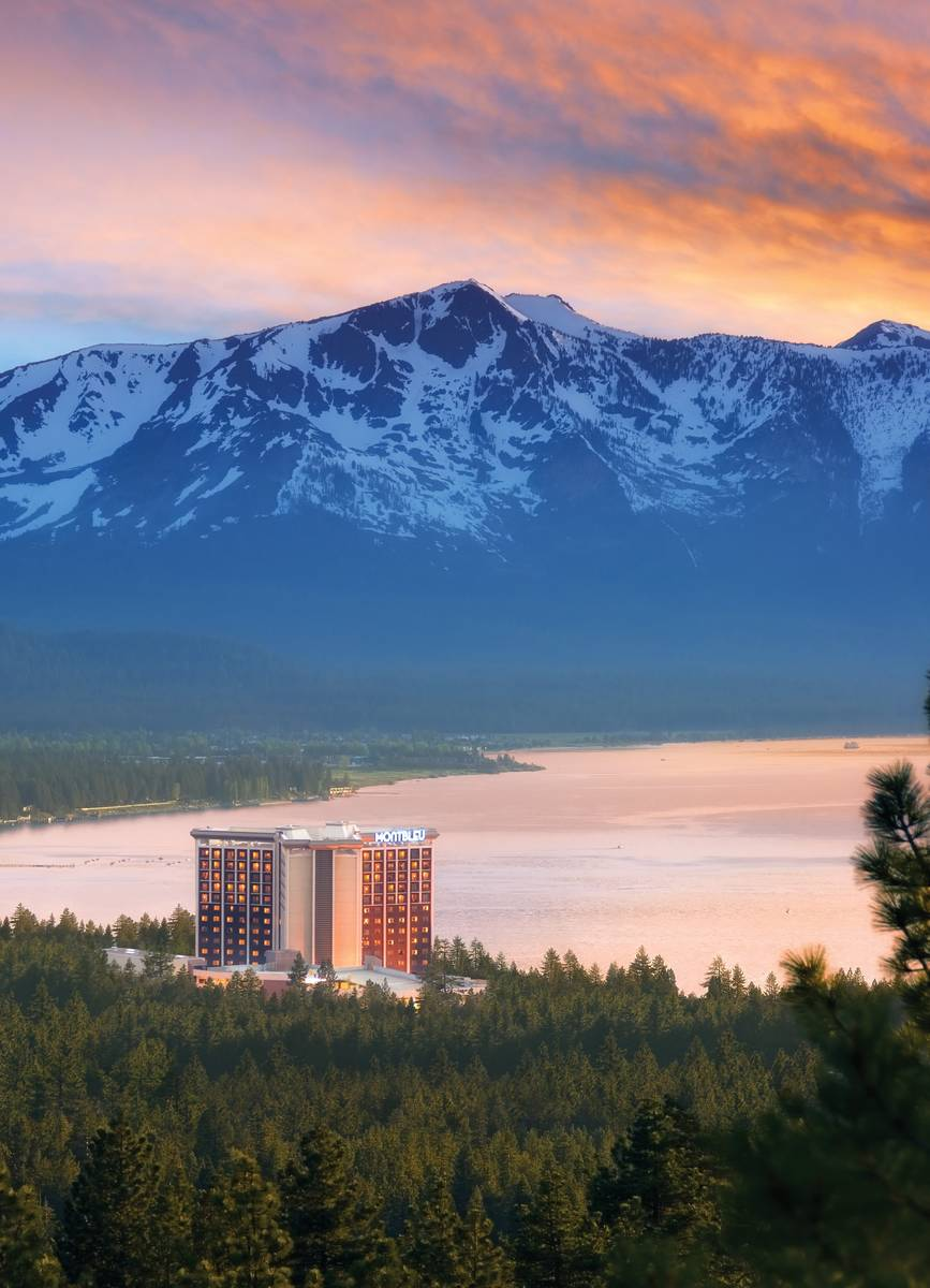 MontBleu Resort in Stateline, Nevada. Bally's Corp. purchased the property in April 2021. (Cour ...