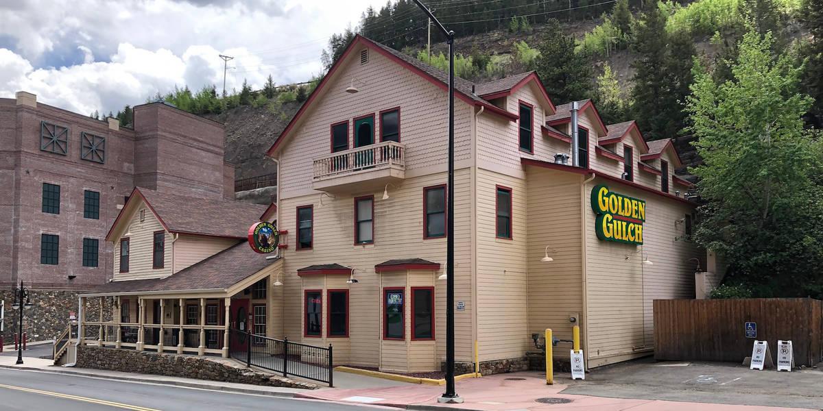 The Golden Gulch casino in Black Hawk, Colorado. (Courtesy, Bally's Corp.)