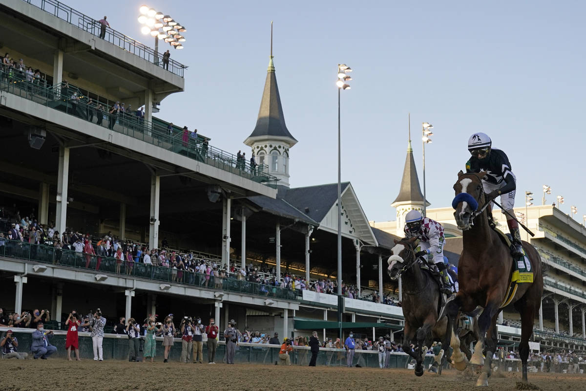 Gaming Commission to weigh action to help allow Kentucky Derby betting