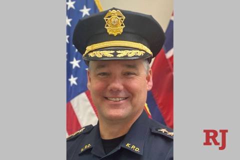 Police Chief Todd Raybuck (County of Kauai website)