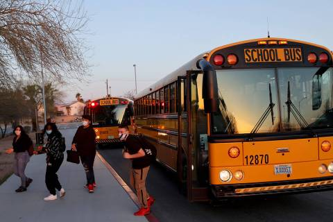 CCSD students will be able to return to full-time, face-to-face instruction for the 2021-22 sch ...