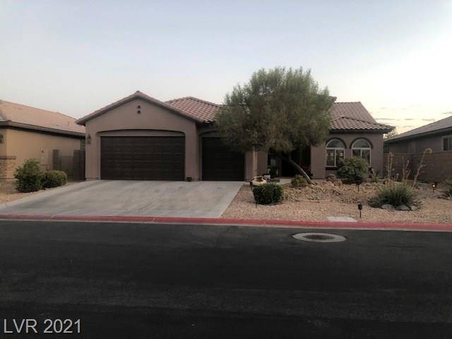 The exterior of 3909 Fledgling Drive in North Las Vegas (Jeffrey L. Prenger)