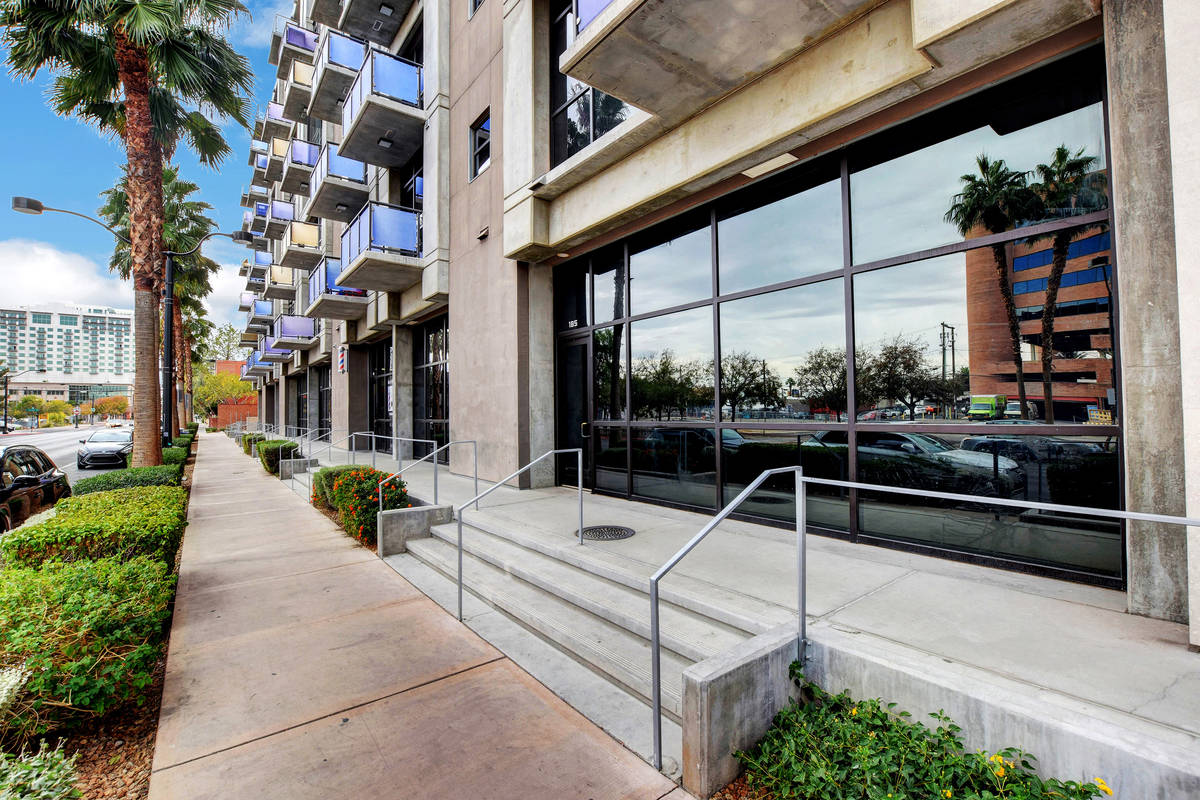 Juhl, a downtown Las Vegas condo community, is a 344-residence that offers condos with prices s ...