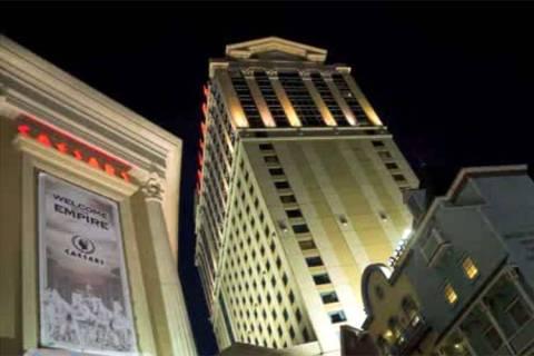 Caesars Atlantic City. (Inform)