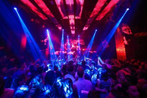 TAO Nightclub is coming back online May 1. (Tao Group)
