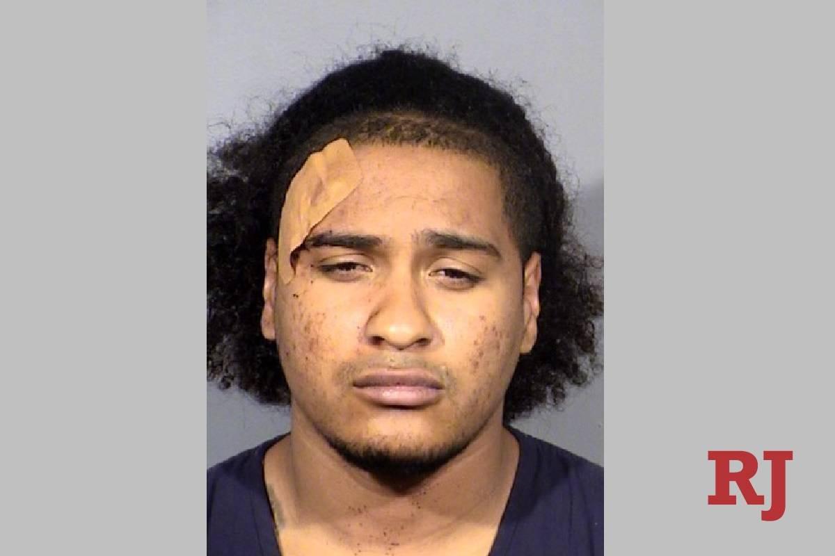 Malik Frost (Las Vegas Metropolitan Police Department)