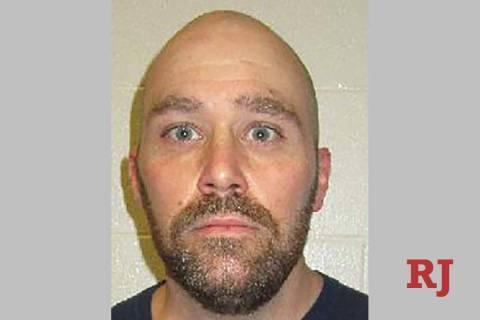Zane Floyd. (Nevada Department of Corrections)