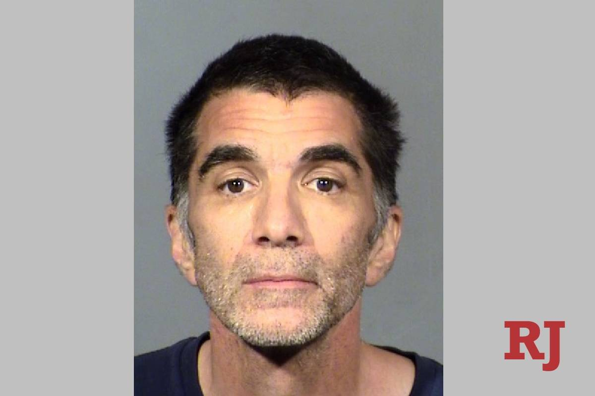 Andrew Greco, courtesy of LVMPD.