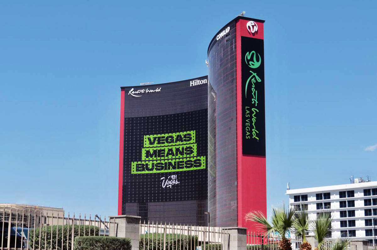 Resorts World Las Vegas and Clear Channel Outdoor Americas have struck a partnership enabling C ...