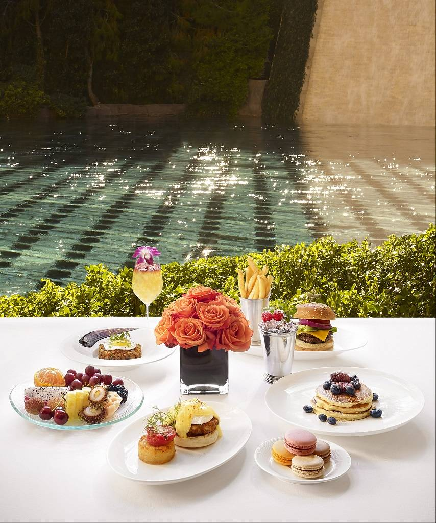 The Mother's Day brunch at Lakeside. (Wynn Las Vegas)