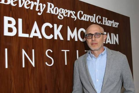 Joshua Wolf Shenk, artistic and executive director of the Beverly Rogers, Carol C. Harter Black ...