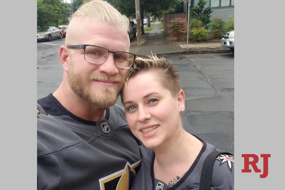 Jeremy Bice and Kristi Gudaitis. (Photo courtesy Bice family)