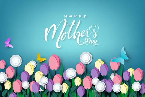 Greeting cards are the most popular gift item for mom this year, with 725 of survey respondents ...