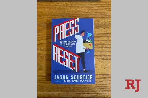 """Press Reset"" will be released on May 11."