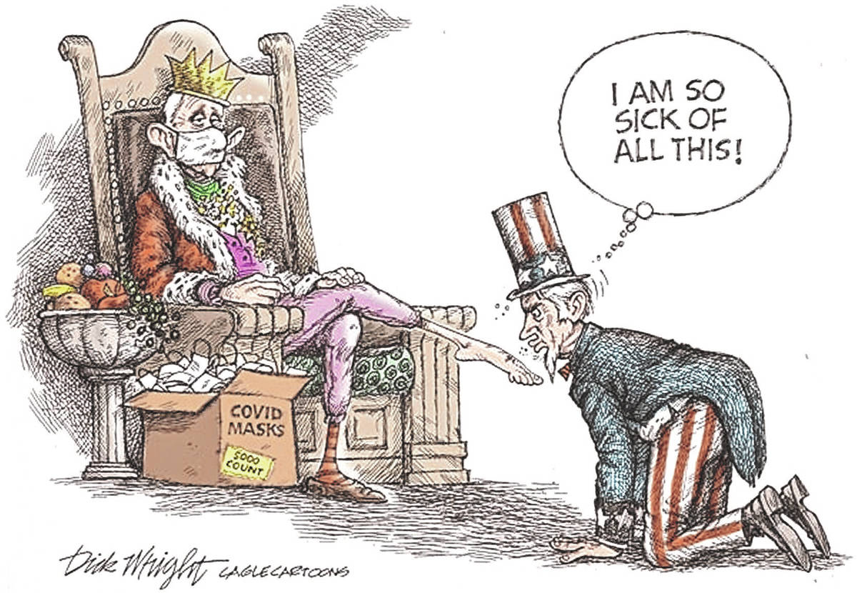 (Dick WrightPoliticalCartoons.com)