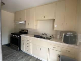 The galley-style kitchen at 11316 Balboa Blvd., Granada Hills, Calif. (Susan Choquette)